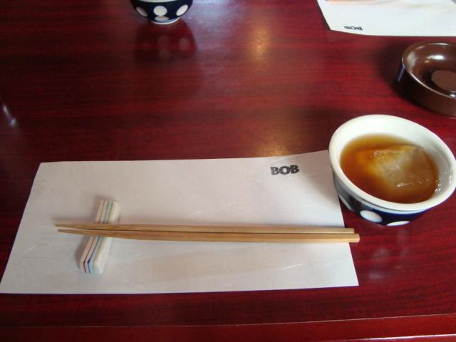 祐天寺「ボブ東京」へ行く。_f0232060_164745.jpg