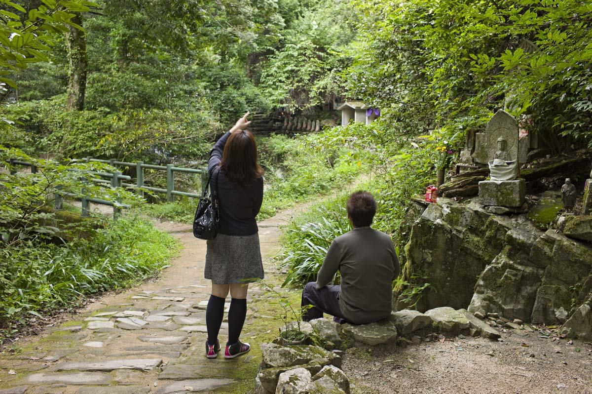 紫川源流:菅生の滝へ〜M9一周年記念〜_c0028861_2151796.jpg