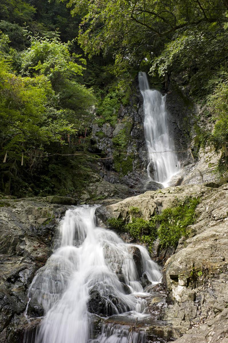 紫川源流:菅生の滝へ〜M9一周年記念〜_c0028861_222469.jpg