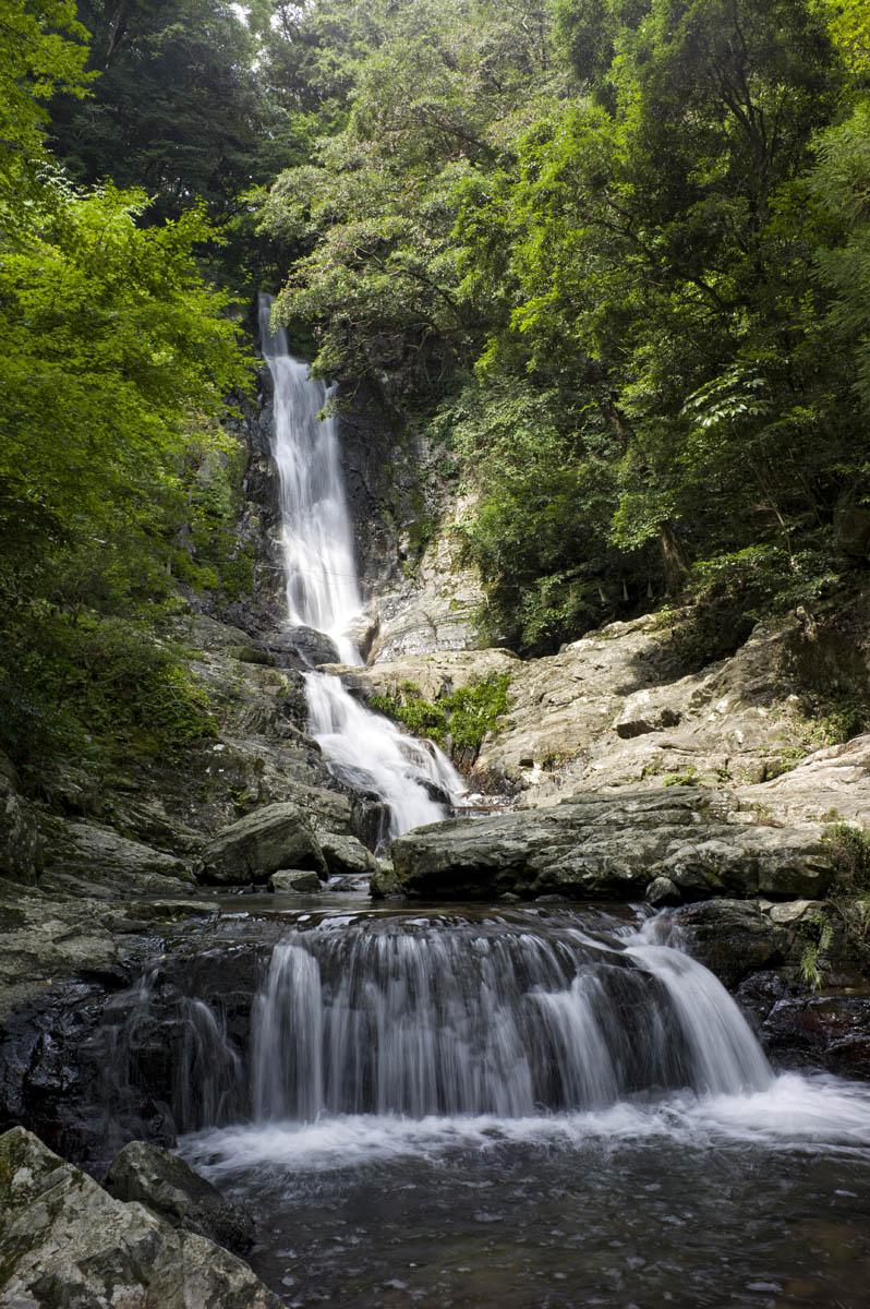 紫川源流:菅生の滝へ〜M9一周年記念〜_c0028861_2235411.jpg