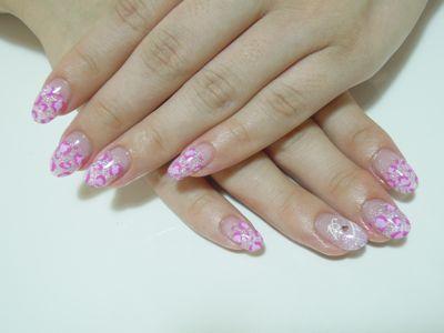 Pink × Leopard_a0239065_2104629.jpg