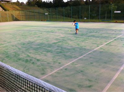 テニスもやります!_d0028272_2145578.jpg