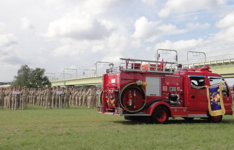 第53回北多摩地区消防大会_f0059673_21233140.jpg