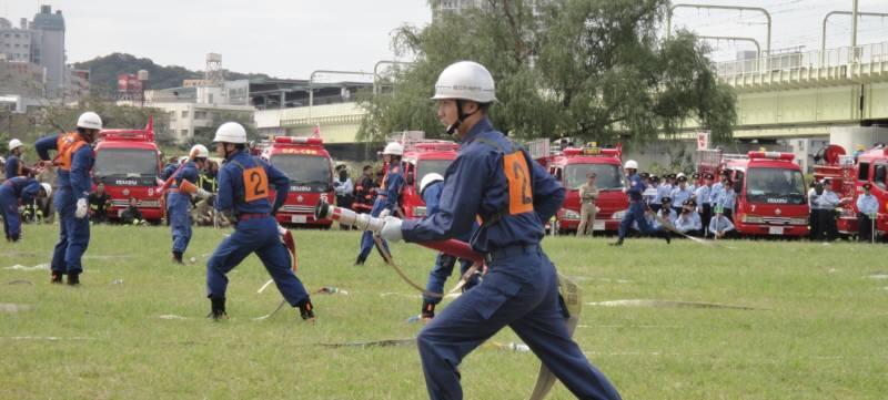 第53回北多摩地区消防大会_f0059673_21234910.jpg