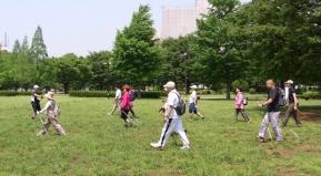 2011年10月:NWCK初心者向け講習会+稲城NWC交流ノルディックウォーキング日程_c0222190_9491965.jpg