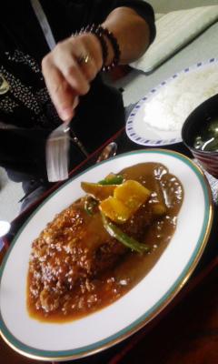 美味しいご飯と森林浴_f0168392_0361349.jpg