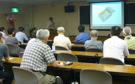 からくりパズルを楽しむ会 -講演会・座談会-_a0220500_18231239.jpg