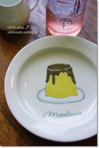 MARLOWE (マーロウ) の正統派プリン_f0179404_21403515.jpg