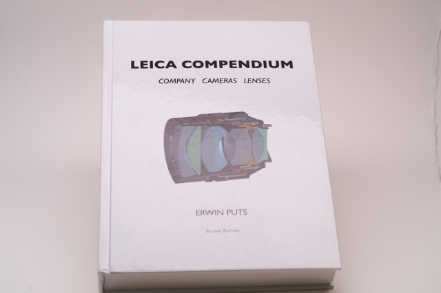 Book : Leica Compendium by Erwin Puts_d0192712_17474442.jpg