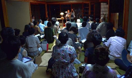9/12(月)清閑亭の十五夜は…_c0110117_15274361.jpg