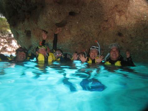 9月26日青の洞窟に万座ダイブ♪_c0070933_20524096.jpg