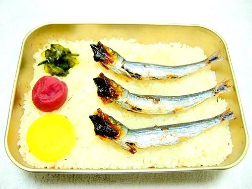 「これが昭和のお弁当!!」のドカ弁さん登場!_c0039735_10383354.jpg