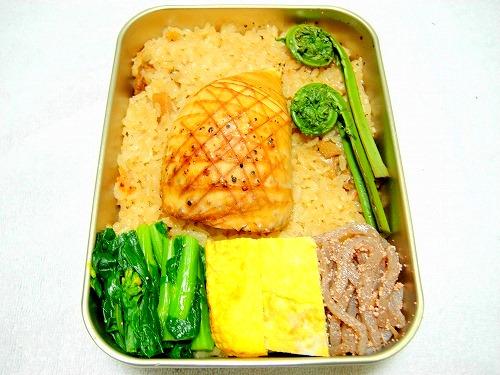 「これが昭和のお弁当!!」のドカ弁さん登場!_c0039735_10432727.jpg