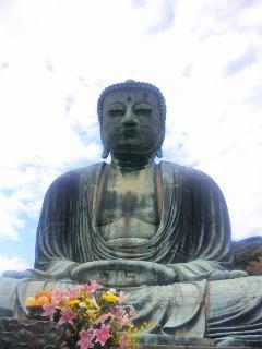 鎌倉の大仏様_a0103940_1621378.jpg