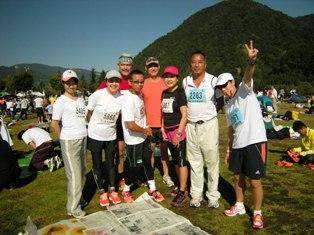 越後湯沢秋桜マラソン~2011_f0196455_16522130.jpg