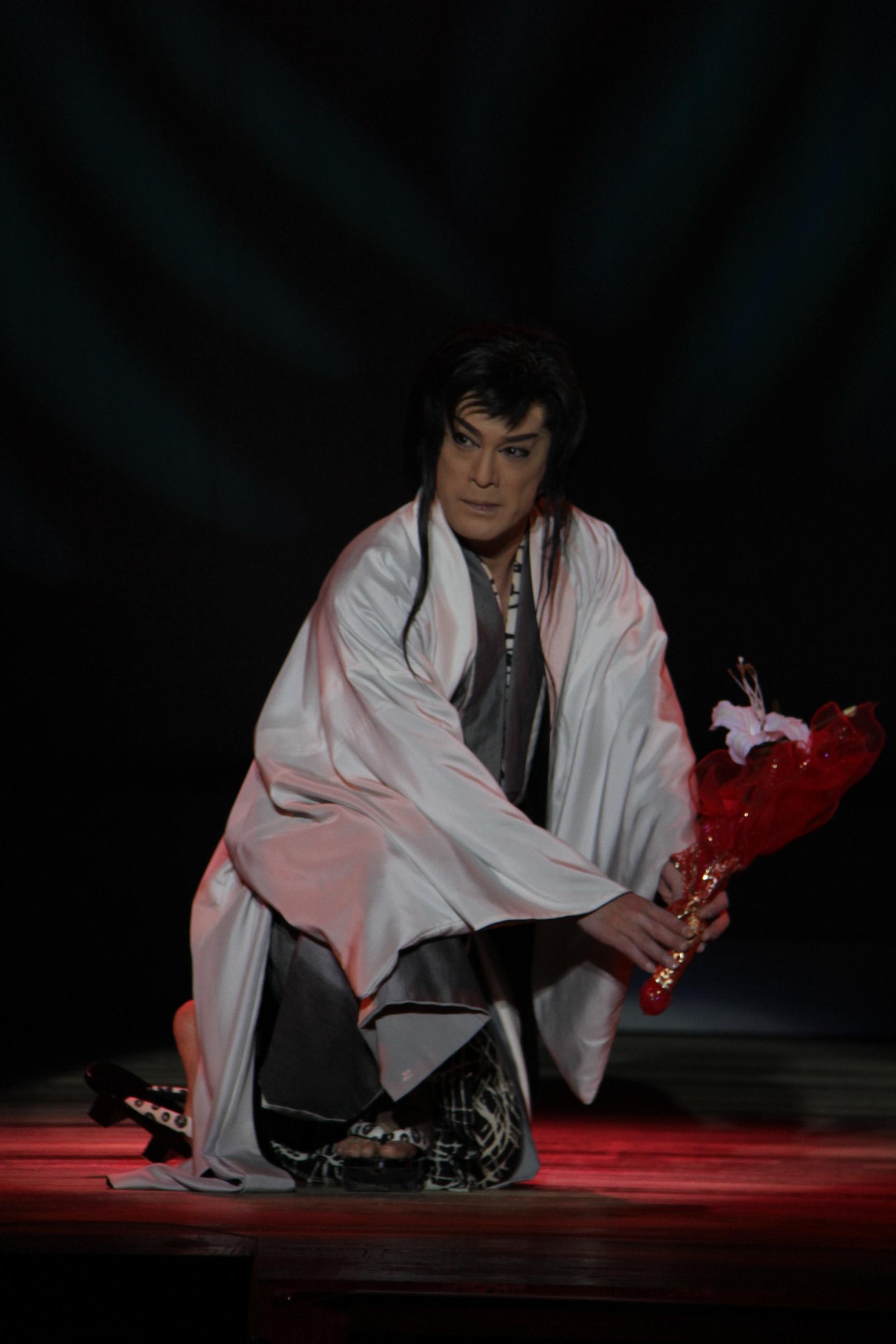 劇団夢の旅 座長 瞳ひろしさん_f0079071_19294843.jpg