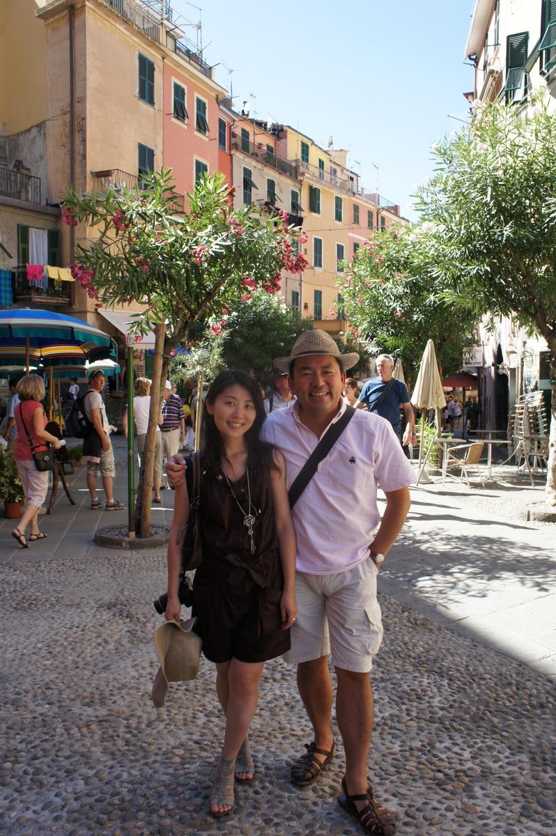 イタリア旅行の締めくくり。_c0180686_3523537.jpg
