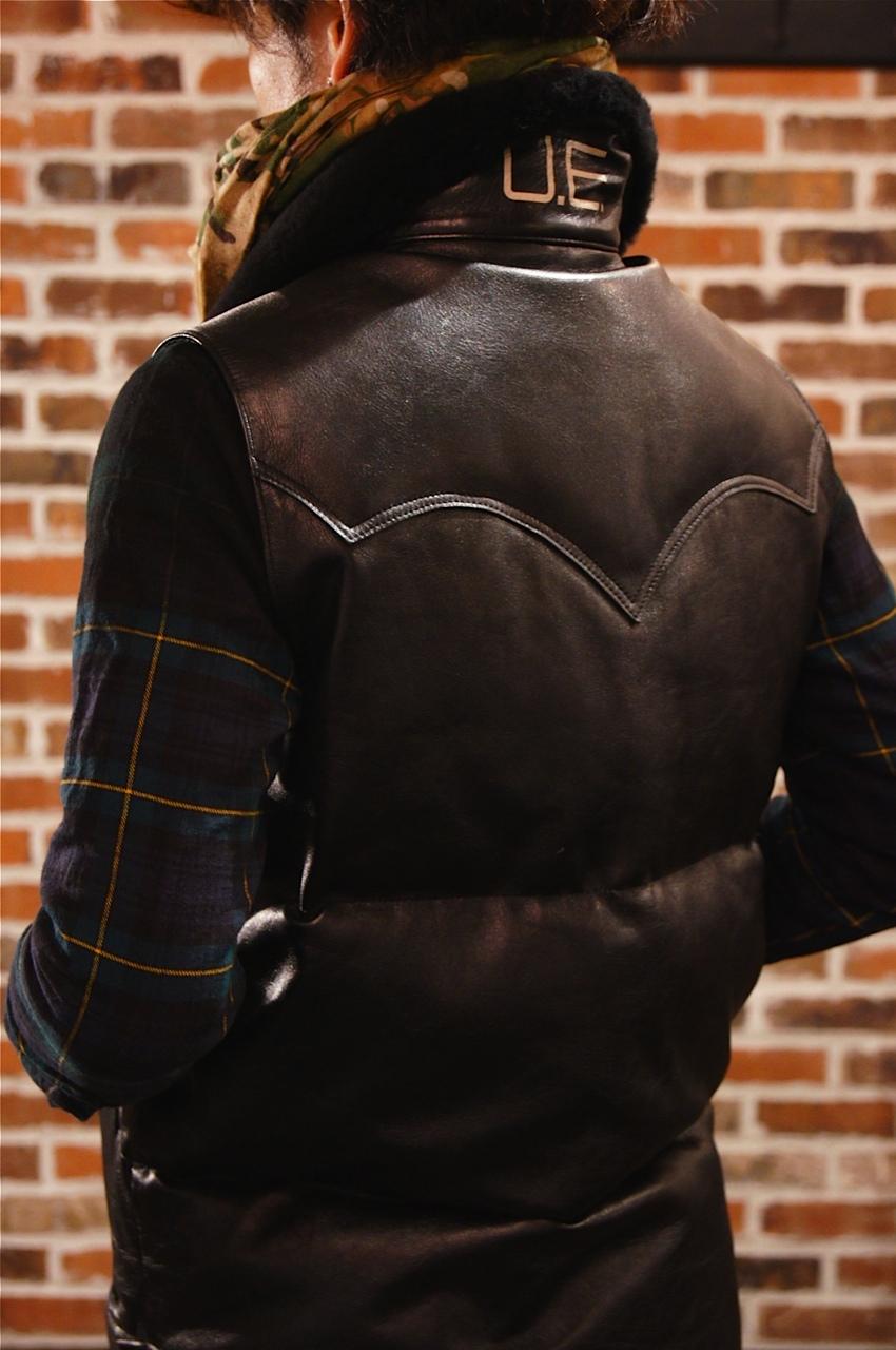 """最高の一枚が到着 !! uniform experiment \"""" vest of best \"""" !!_c0079892_21242383.jpg"""