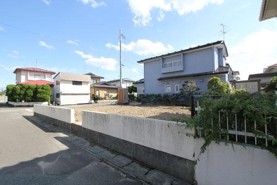 八幡田の家:解体が完了_e0054299_11263653.jpg