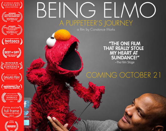 今年一番心あたたまるドキュメンタリー映画、Being Elmoが10月NYで公開へ_b0007805_13532122.jpg