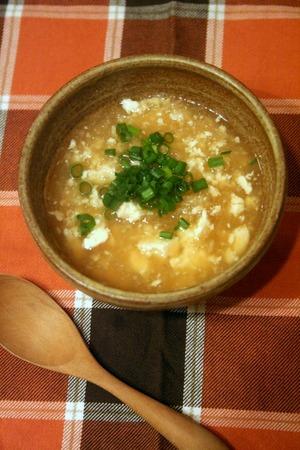 【1番レシピ】くずし豆腐のおろし汁_f0141419_5491783.jpg