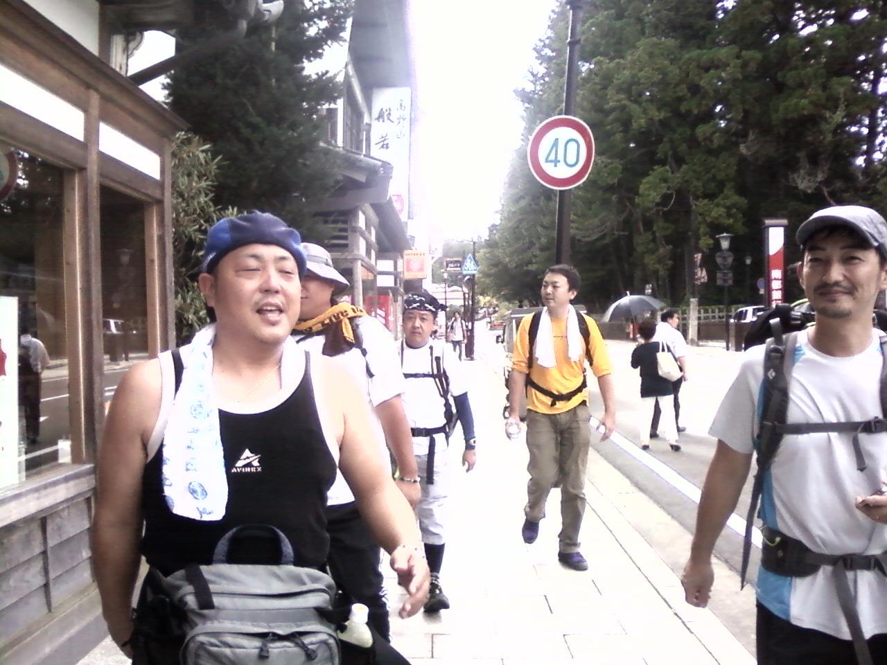 登山シーズン秋始動_d0106237_22103185.jpg