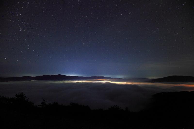 雲海発生_e0183063_0284926.jpg