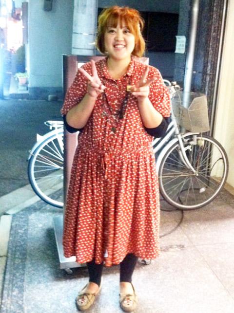 【小阪店】2011年9月小阪店おしゃれNO.1_c0080367_18273990.jpg
