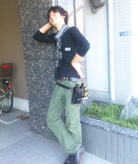 【小阪店】2011年9月小阪店おしゃれNO.1_c0080367_18274191.jpg