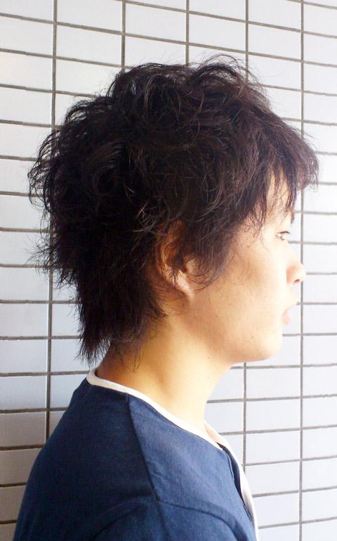 【瓜破店スタイリスト柳】メンズおすすめスタイル☆_c0080367_18353916.jpg