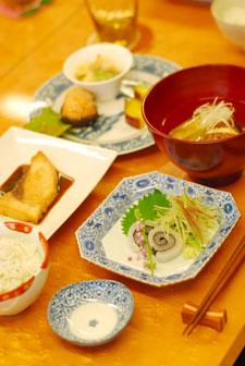 休日ブログ*秋のお料理教室_a0115684_1953041.jpg