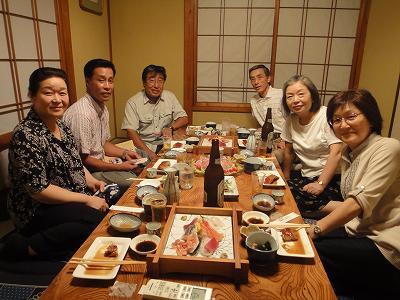 「浦佐やな」で昼食   八海山水石展見学  _b0092684_21311451.jpg