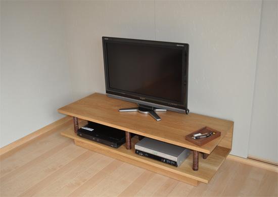 テレビボード、納品写真_e0115686_1842132.jpg