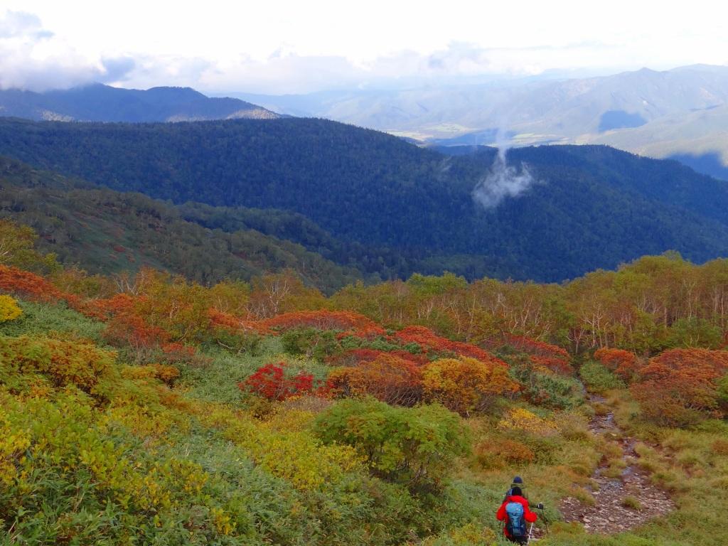 9月24日、平山・ニセイカウシュッペ山ピストン-最終編-_f0138096_15133237.jpg