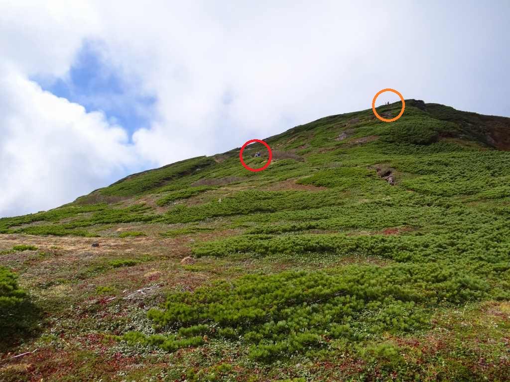 9月24日、平山・ニセイカウシュッペ山ピストン-最終編-_f0138096_1584288.jpg
