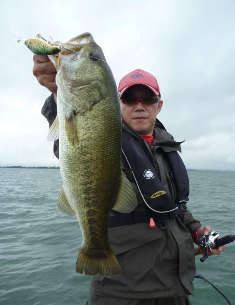 琵琶湖TEST釣行記 『台風前後の琵琶湖』_d0145899_21201418.jpg