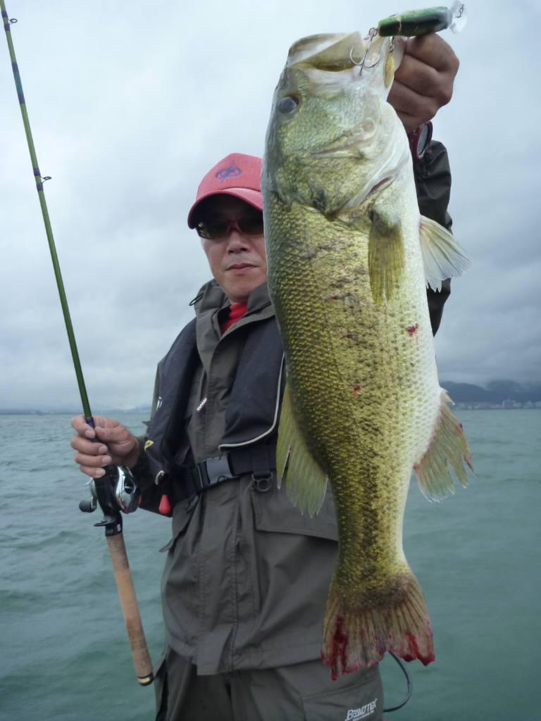 琵琶湖TEST釣行記 『台風前後の琵琶湖』_d0145899_21205743.jpg
