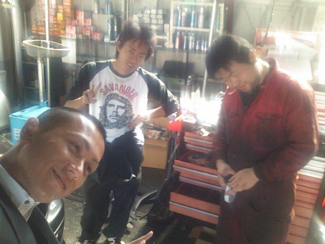 店長のニコニコブログ!T藤様 セルシオ ご成約☆_b0127002_0114118.jpg
