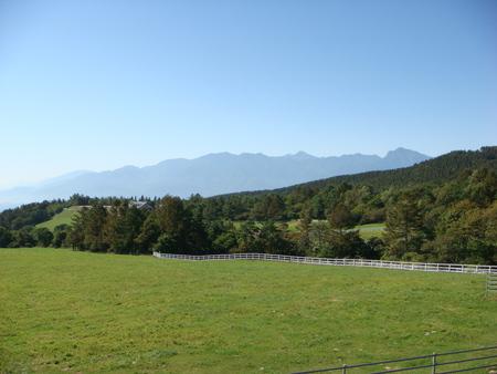 秋晴れの山々_f0064906_16521675.jpg