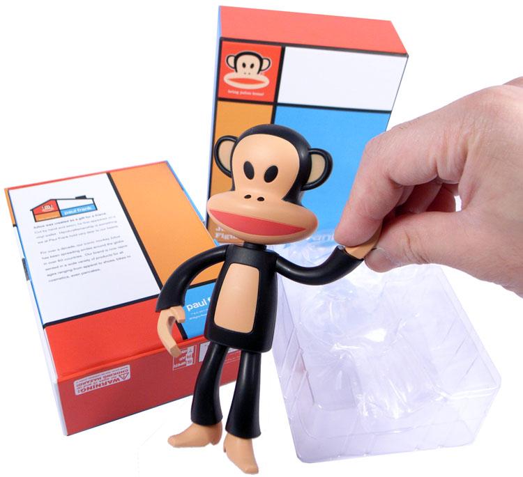 新生SRTの第1号はPaul Frankのお猿さん。_a0077842_2155235.jpg