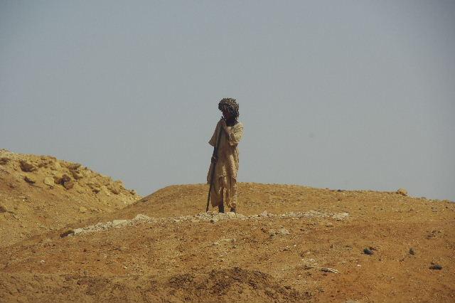 【スーダン周遊】 ムサワラット遺跡 (6) 湧水池の風景_c0011649_20383315.jpg