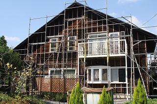外壁改修に伴うサッシの取替工事_b0112351_1541759.jpg