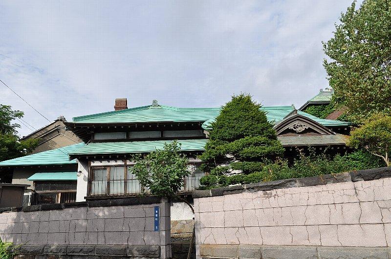 小樽の旧寿原邸_c0112559_16212369.jpg
