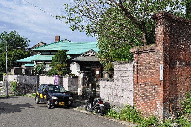 小樽の旧寿原邸_c0112559_16283266.jpg