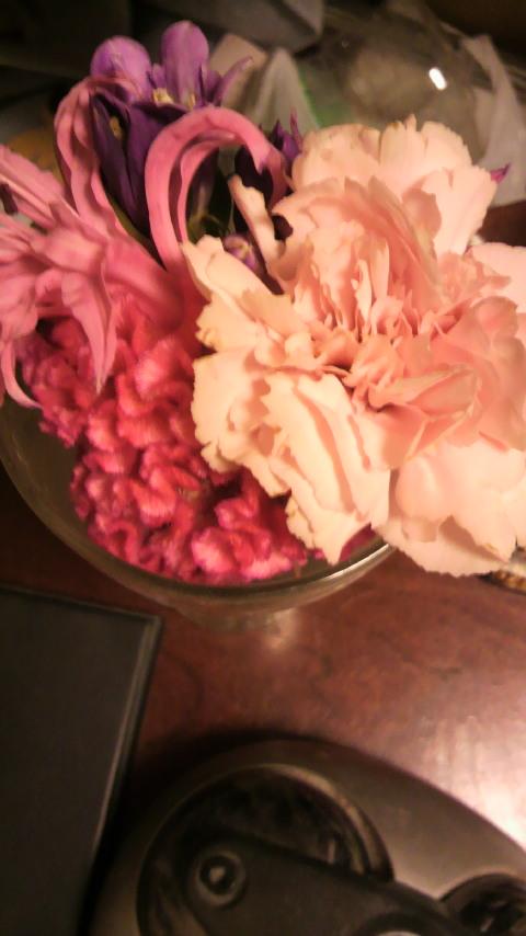 花もらっちゃいました_a0075684_11192578.jpg