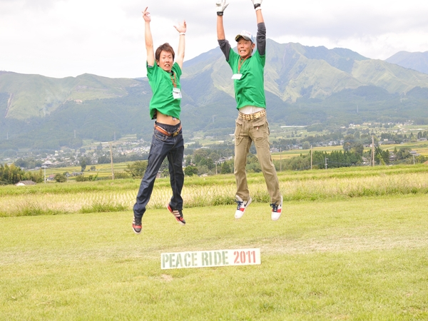 Enjoy ! ★ JUMPEACE ★ 「Rule & Manner 王 にぃ俺は..なる !?」_b0196590_23202135.jpg