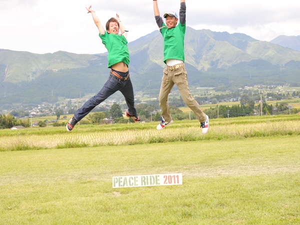 Enjoy ! ★ JUMPEACE ★ 「Rule & Manner 王 にぃ俺は..なる !?」_b0196590_23203826.jpg