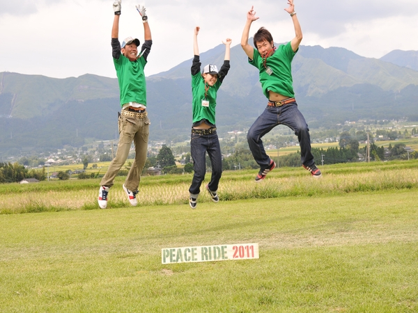Enjoy ! ★ JUMPEACE ★ 「Rule & Manner 王 にぃ俺は..なる !?」_b0196590_23225284.jpg