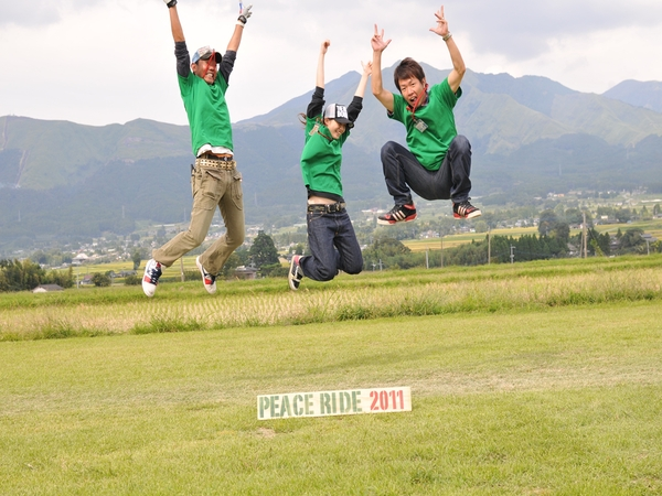 Enjoy ! ★ JUMPEACE ★ 「Rule & Manner 王 にぃ俺は..なる !?」_b0196590_2323316.jpg