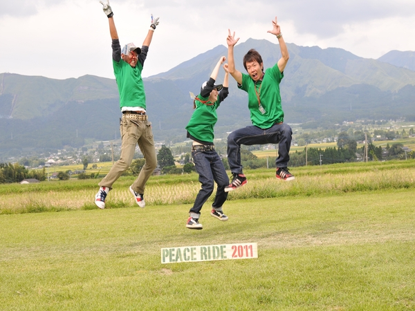 Enjoy ! ★ JUMPEACE ★ 「Rule & Manner 王 にぃ俺は..なる !?」_b0196590_23234721.jpg
